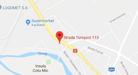 Peco OMV (intrare dinspre Timisoara)