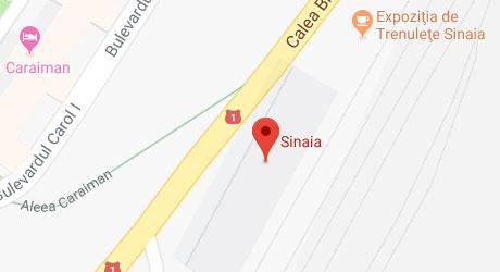 Gara Sinaia