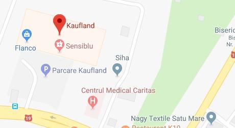 Parcare Kaufland