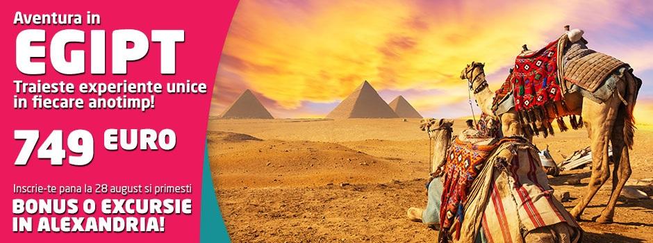 Oferte speciala aventura in Egipt 2018