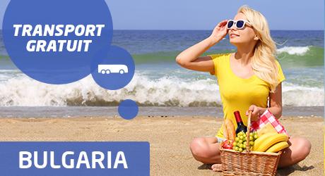 Oferta Transport Gratuit cu autocarul in Bulgaria la Targul de Turism al Romaniei 2017