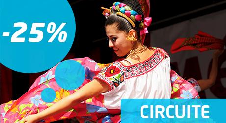 Reducere 25% la Circuite pentru Targul de Turism al Romaniei 2017