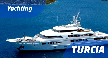 Yachting Turcia 2017