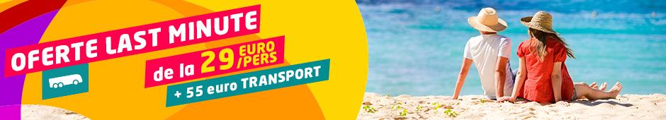 Am lansat ofertele last minute in Thassos si Olympic Beach