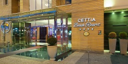 Hotel Cettia Beach Resort