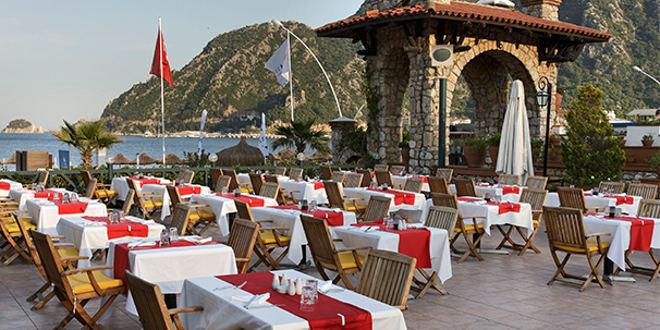 Marti Resort Deluxe Hotel Website