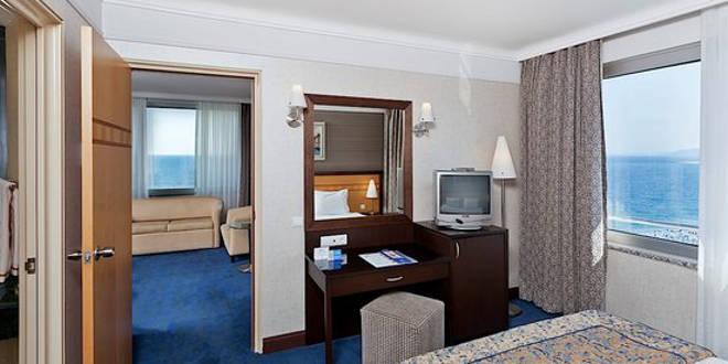 Sejur la hotel porto bello resort spa 5 lara for Bello salon