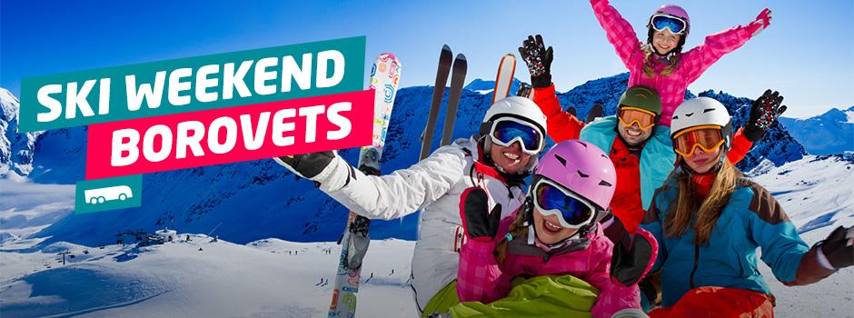 Oferta speciala Ski Weekend in Borovets