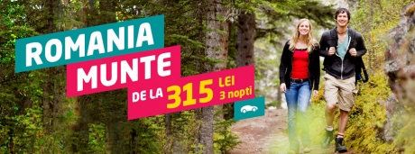 Oferte speciale munte Romania 2014