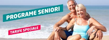 Oferte speciale Senior Voyage
