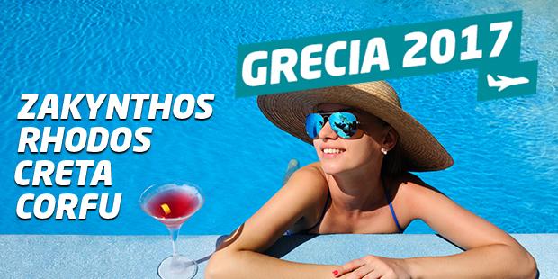 Vacante 2017 in Grecia cu avionul