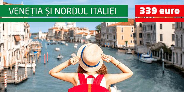 Italia: Mireasa marii - Venetia si Nordul Italiei