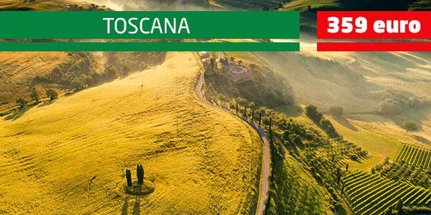 Italia Renasterii: Toscana