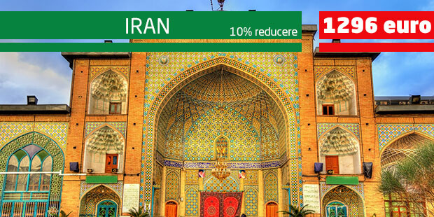 Iran – Caleidoscop de culori