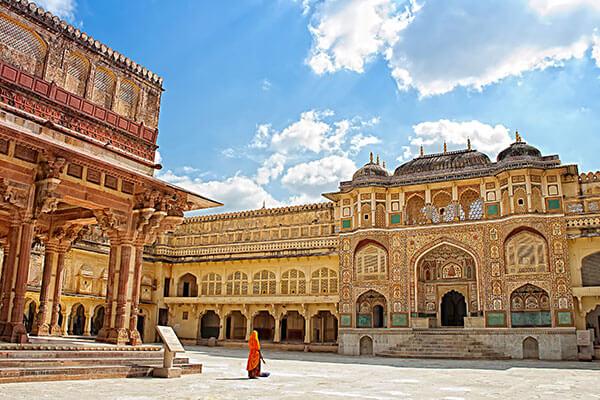 Revelion India - Triunghiul de aur si Varanasi