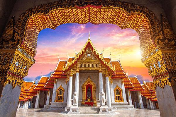 Revelion in Thailanda Bangkok