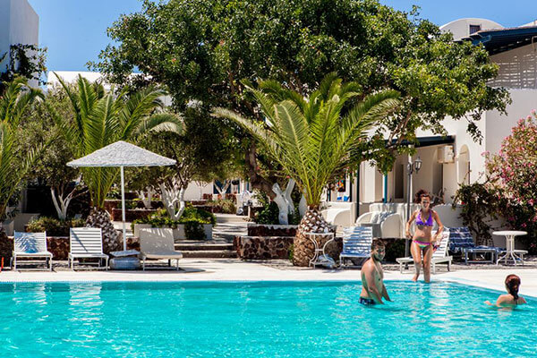Hotel Okeanis Beach