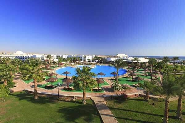 Vacanta 2021 - Hotel Coral Beach Resort Montazah
