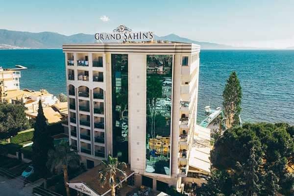 Vacanta 2021 - Hotel Grand Sahin