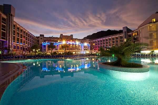 Vacanta 2021 - Hotel Green Nature