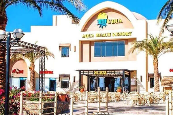 Vacanta 2021 - Hotel Nubia Aqua Beach