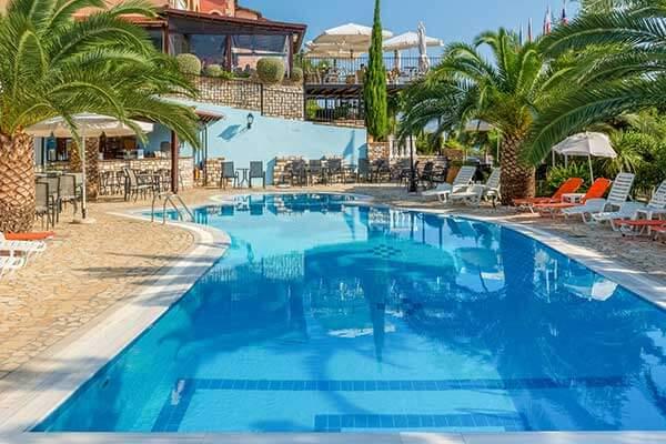 Vacanta 2021 - Hotel Lido Corfu Sun
