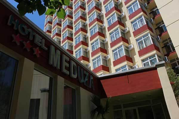 Vacanta 2021 - Complex Steaua de Mare - Hotel Meduza