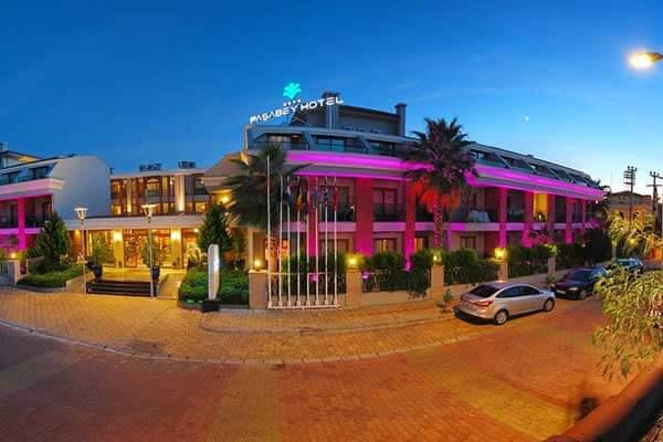 Vacanta 2021 - Hotel Pasabey