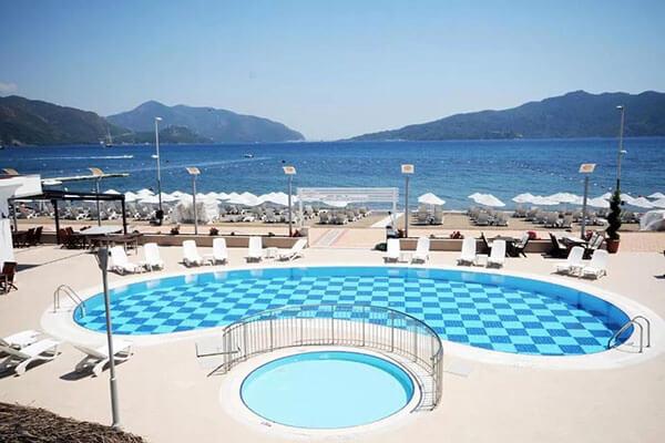 Hotel Pasa Garden Beach