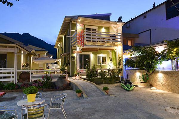Hotel Pierion Musses Suites