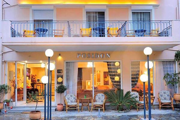 Hotel Posidon Studios