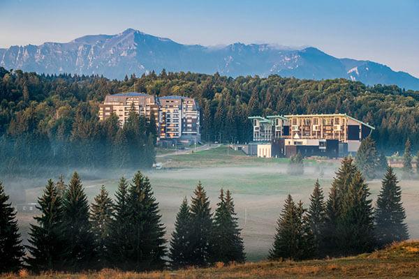 Hotel Silver Mountain Resort