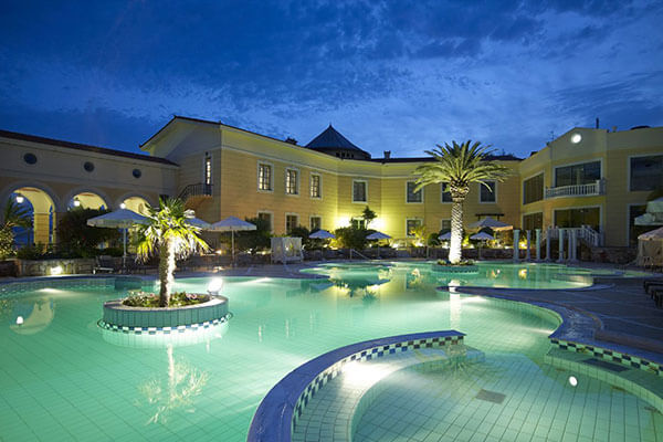 Hotel Thermae Sylla
