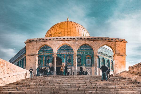 Revelion Israel 2021