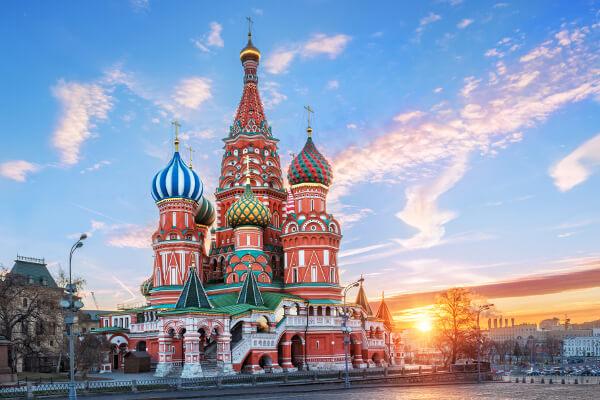 Rusia - Nopti Albe