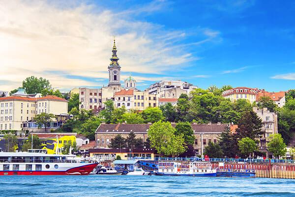 Tara Banatului si Belgrad