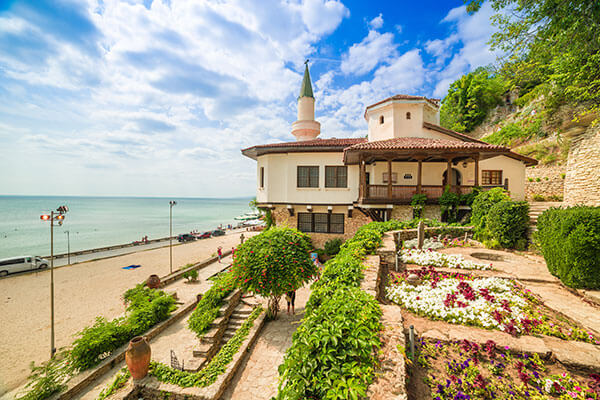 Balcic si Riviera Bulgariei