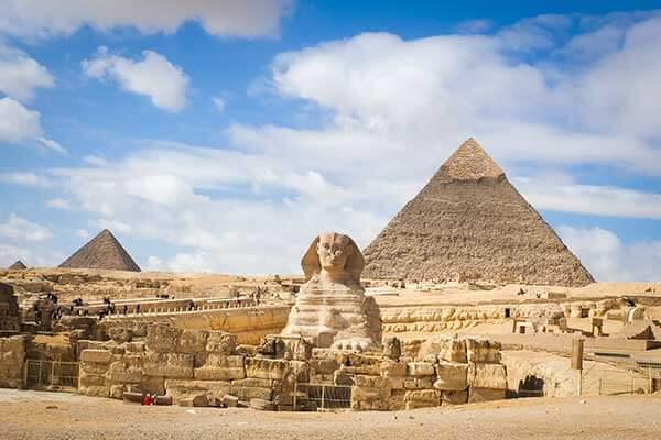 Seniori Egipt