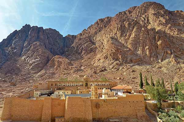 Egipt Cairo - Caterina - Muntele Sinai