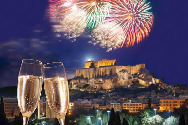 Revelion 2021 - Grecia - Atena