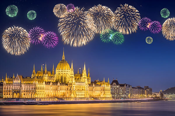 Revelion 2021 - Budapesta cu excursie la Viena