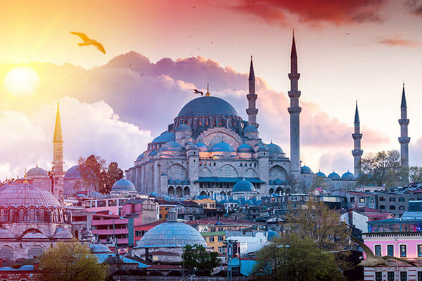 Revelion 2022 - Istanbul