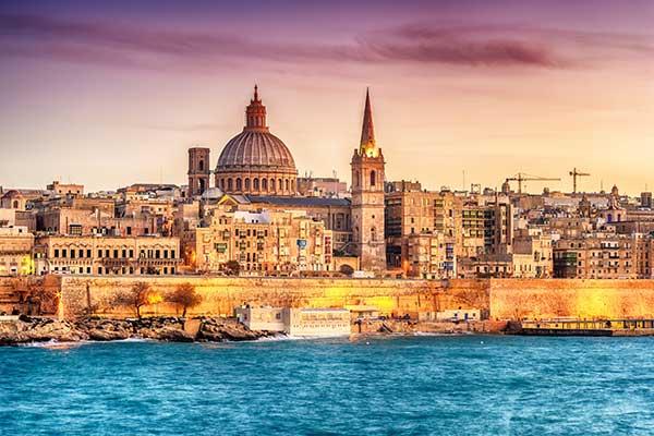 Revelion 2022 - Valletta