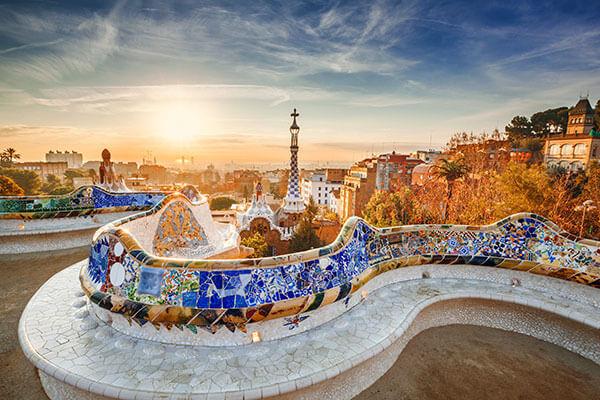 Revelion 2021 - Barcelona