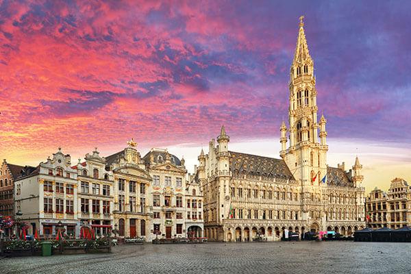 Revelion 2021 - Bruxelles