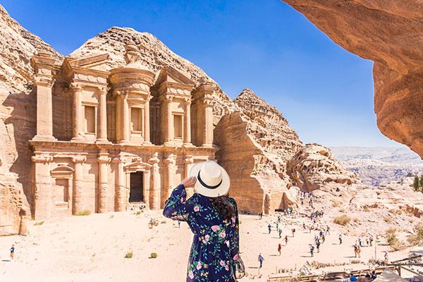 Revelion 2021 - Iordania