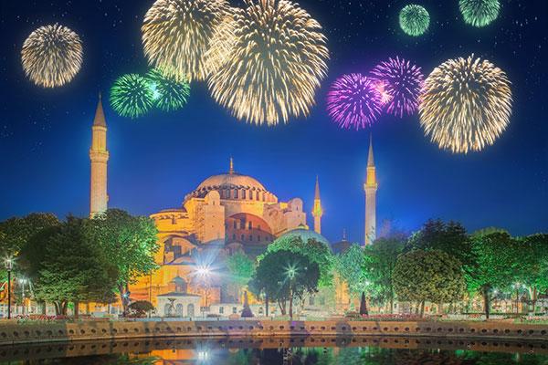 Revelion 2021 - Istanbul