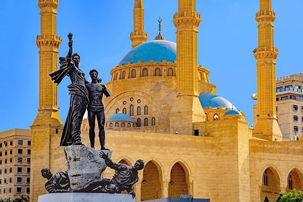 Revelion 2021 - Liban