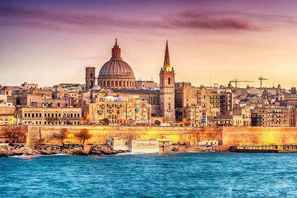 Revelion 2021 - Malta