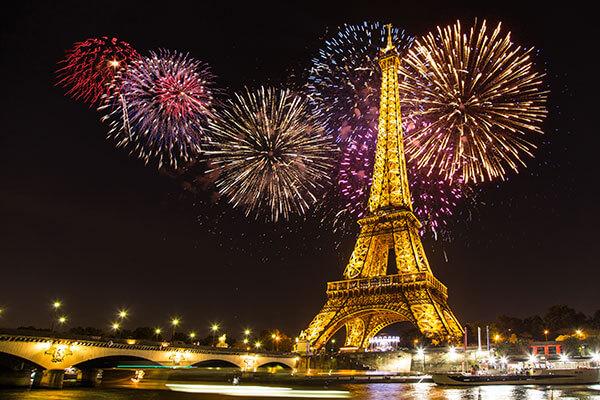 Revelion 2021 - Paris